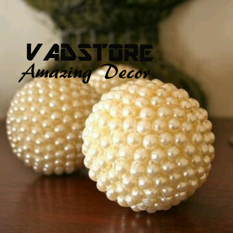 Newest Fashion Plastic Beads Ball Wedding Table