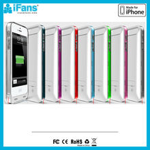 MFI approved battery case for iphone5c/ 5s,support ios7.0