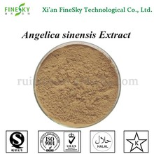 Supply Angelica/Dong Quai root extract /Dong Quai extract ligustilide 1%