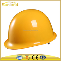low price/cheap industrial safety helmet / safety hard hat with chin strap
