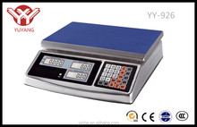 40kg 10g portable electronic scale small scale industries in india YY926