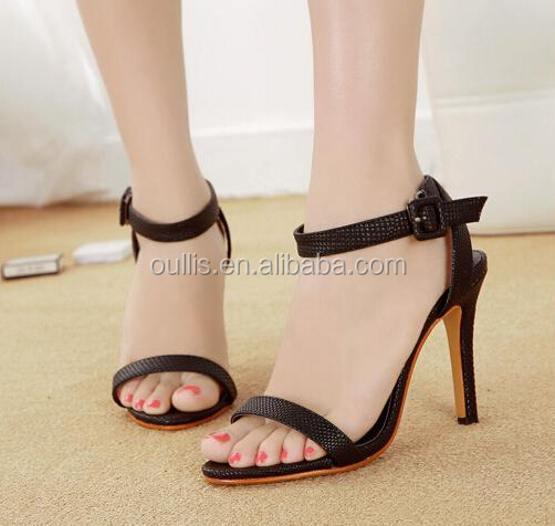 China shoes factory wholesale sandals fashionable PF3068