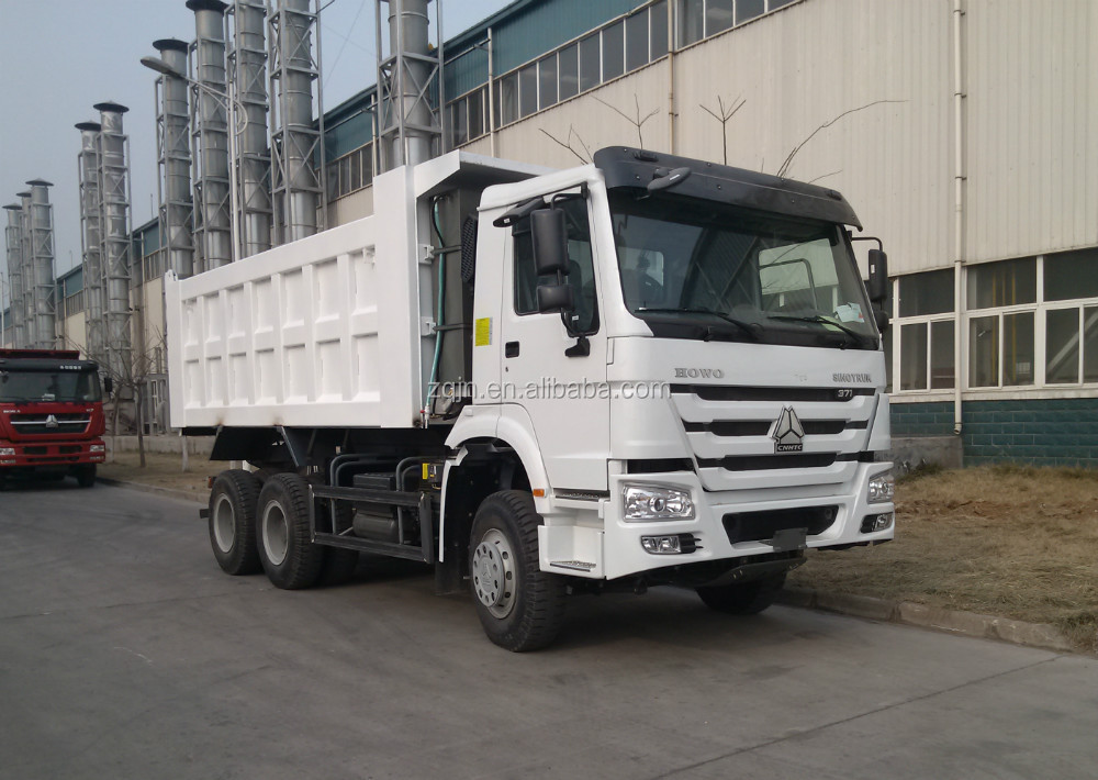 2015 China Factory Low Price Sale 10 Wheel Dump Haulage Truck