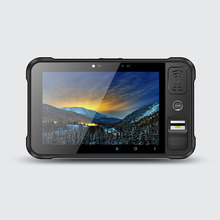 13MP Camera Rugged IP68 4G Wireless Android 7.1 Industrial Tablet PC with Fingerprint Scanner
