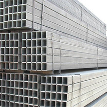 square and rectangle pipe galvanized square steel pipe RHS m.s. square steel tubes