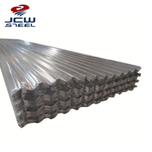 0.3 0.4 0.5mm Thick Sgcc Zinc Ppgi Corrugated Galvanized Waved Steel Roofing Metal Sheet