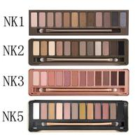new arrival 12 colors eye shadow palette make up products supplier&manufacturer