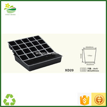 15 20 32 50 72 98 104 1045 128 162 200 288 cells plastic seed starting trays
