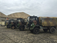 Renault Truck 4X4 TRM 2000 Ex Army