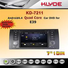 for bmw e39 navigation 4 core HD Bluetooth WIFI DAB+ 16GB android 1 din 7 inch