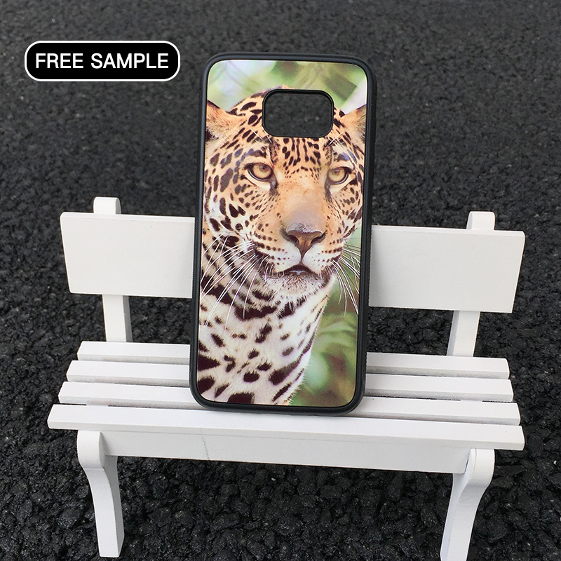 free sample 2017 Hot Selling 2D Sublimation cell phone case For Samsung Galaxy S7 Edge Payment terms L/C