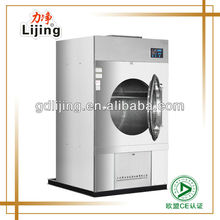 Canton Fair Guangzhou Lijing 100kg Steam Heating Commercial Hotel Laundry Dryer