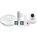 Smart WiFi home security alarm system & App controlled WiFi intruder alarm system