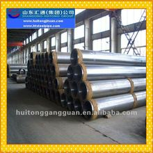 "Hot Rolled Seamless Heavy Wall ASTM A106/A53 Gr.B 18"" Structure Carbon Steel Tube From Huitong Group"