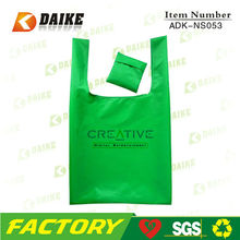 Customized Eco Reusable Promotional Cheap hs codes nylon bag ADK-NS053