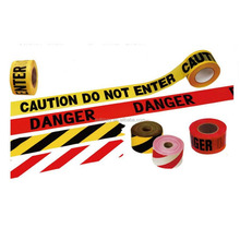 PE Warning Tapes Barrier Tape