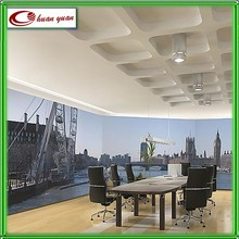 interior commercial decoration printable building landscape murals wall