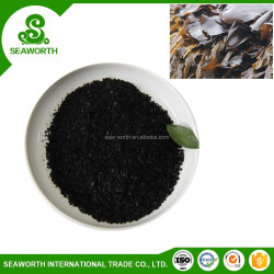 Practical seaweed organic fertilizer for customer