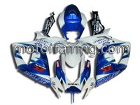 Motorcycle fairing kits/body parts/full fairing for SUZUKI GSXR600/750 06-07