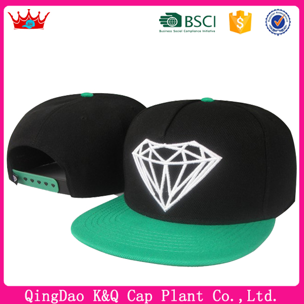 Heigh quality authentic snapback hats wholesale hats no minimum
