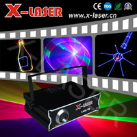 500 mw RGB full color Animation laser light with SD+2D/3D Change
