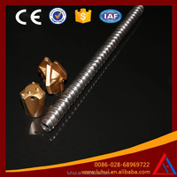 LUHUI slope stabilization self drilling hollow thread rod