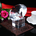 Wholesale Wedding Gift Marriage Blessing Paperweight Bulk Glass Crystal Diamond