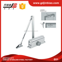 Silent Hydraulic Door Closer Hinge,House Door Closer Types,Auto Electric Door Closer(KDS-051)