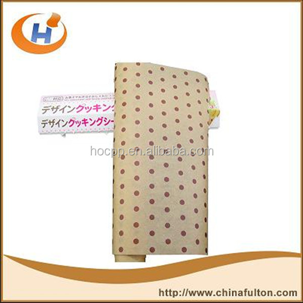 Colored high quality dry wax coated waterproof wax printed paper for flower wrapping