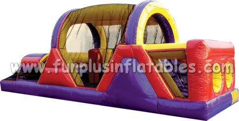 Kids or adults inflatable floating obstacle,inflatable tunnel F5018