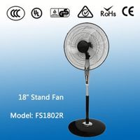 Lastest Design On Sales 18Inch Cordless Stand Fan