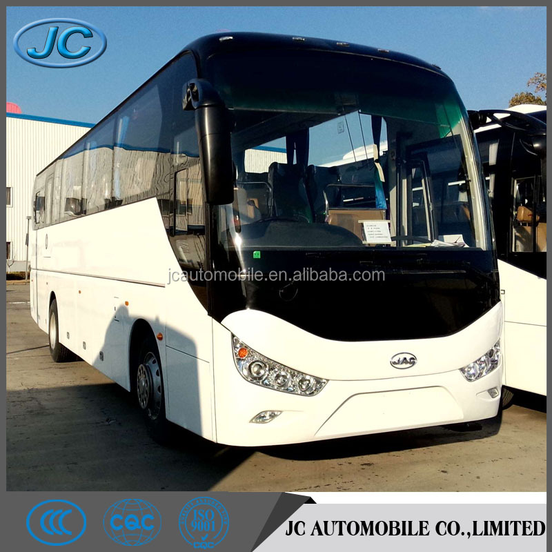JAC 10 to 12m with 40 - 60 seats luxury coach bus for sale