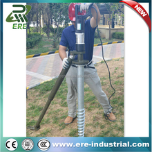 ISO 9001 and CE standard Pile Driver Ground Screw Machine