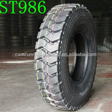 nuts and screw chemicals water pumping machine tyres 11R20 11.00r20 1100r20 st986 used for tyres