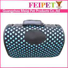 high quality soft fleece dog cage pet carrier bag wholesale
