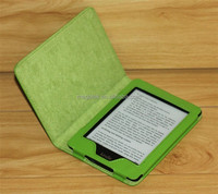 Pu Leather case for Amazon kindle Paperwhite, for amazon kindle paperwhite case