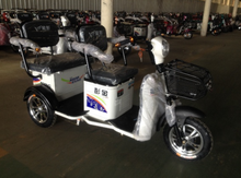 Chinese three wheel electric vehicle for handicapped
