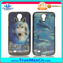 Whole sales low price pc + silicone case for Samsung galaxy s4,for Samsung s4/s5 hard case