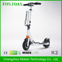 Airwheel Z3 mini electric bike with foldable handle bar and smart APP FOSJOAS K2