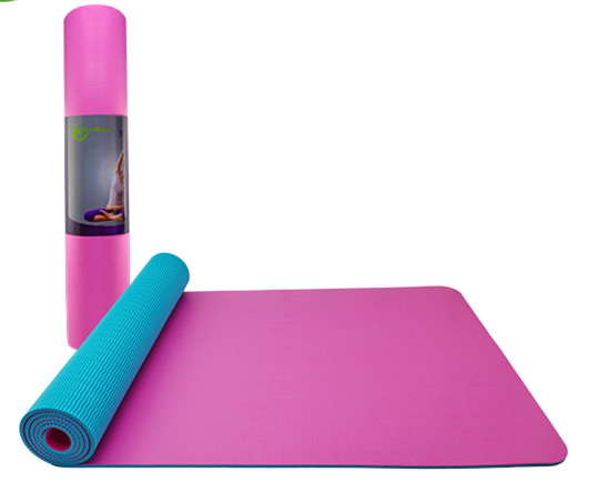 Wholesale And Customized Eco-friendly Organic Yoga Mat