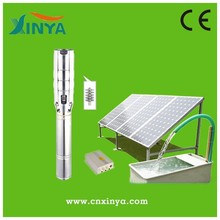 large flow solar pumps