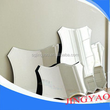 aluminum mirror with beveled edge, silver furniture mirror wholesales