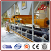 Sealing screw conveyor cooling type for sand