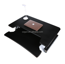 ergonomic design laptop cooling stand for notebook with keyboard desk