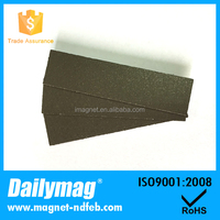 2016 New Promotion Wholesale Customized Strong Flexible Neodymium Rubber Magnets
