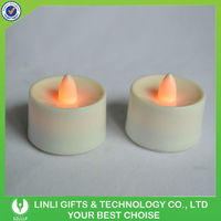 Yellow LED Artificial Candle Light