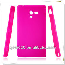 Silicon case for Sony L35I/L35H/XPERIA ZL