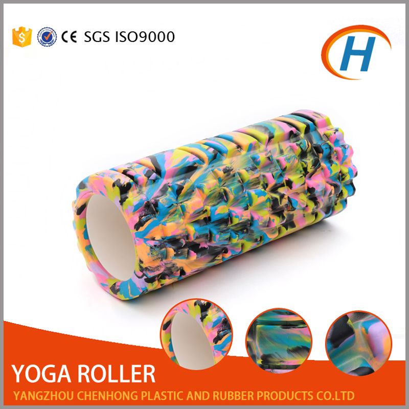 33*14 or 60*14 Exercise foam roller for muscles , hollow gymnastics foam roller yoga pilates