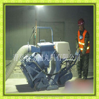 Industrial Construction Machine For Road & Industrial Floor Shot Blasting Machinery