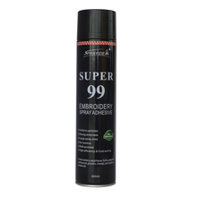 High quality embroidery super 99 spray adhesive for fabric, garment, clothes, apparel